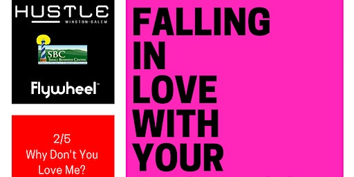 Falling In Love With Your Business  l   Marketing Outside The Box