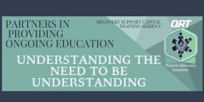 RSC V `~ Understanding the Need to be Understanding