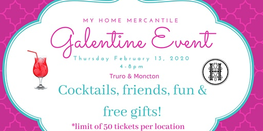 Moncton Galentine's Day Event