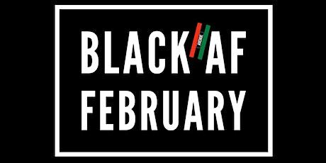 Black AF First Fridays @ The Avenue tickets