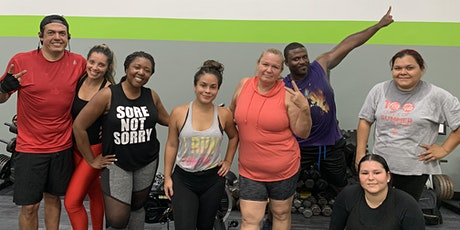 FIRST TIME FREE Cardio Boxing Class tickets