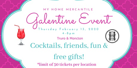 Truro Galentine's Day Event tickets