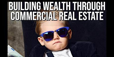 Building WEALTH Investor Seminars - Single Tenant Triple Net Investments tickets