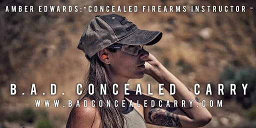 Sisterhood Concealed Carry Class