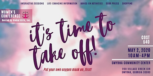 Global Girls Inc. Presents: It's Time to Take Off!