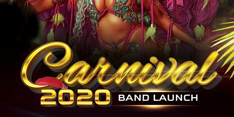 Sistas-Wit-Style Carnival 2020 Band Launch tickets
