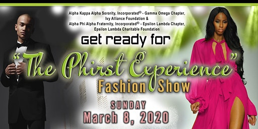 The Phirst Experience Fashion Show