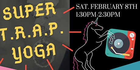 T.R.A.P. Yoga tickets