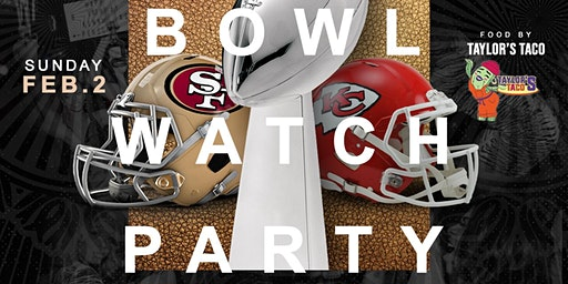 FREE SUPER BOWL WATCH PARTY