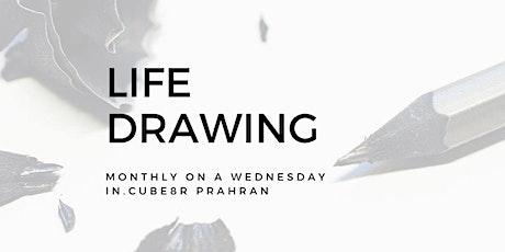 Life Drawing Prahran (April) tickets