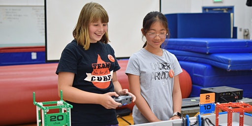 Week 2, Session 2: DYR RoboCamps - Girl Powered