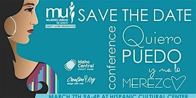 2020 Mujeres Unidas de Idaho Conference