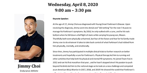 Living Well With Parkinson's Disease Symposium-Evansville