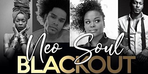 Quiet Storm Tuesday's: Neo Soul BLACKOUT