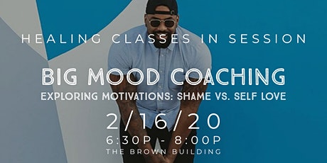 Exploring Motivations in Fitness: Shame vs. Self Love tickets