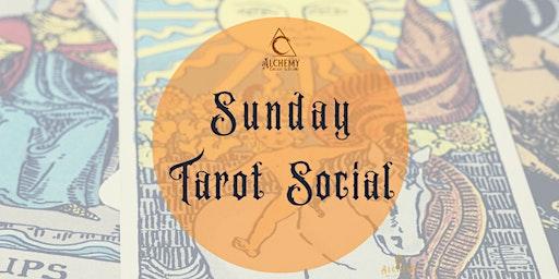 Sunday Tarot Social