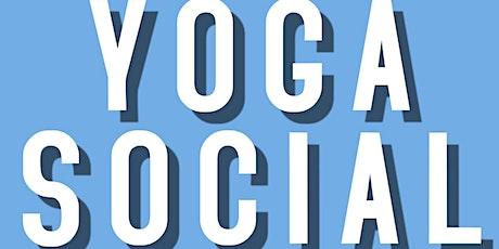 Yoga Social tickets