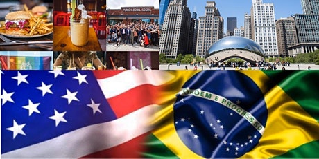 Encontro Mundial de Brasileiros - Chicago, USA bilhetes