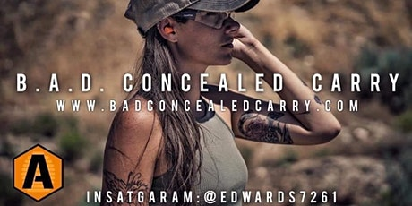 Provo- Concealed Carry Class  tickets