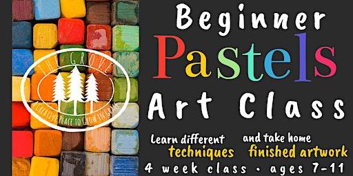 Beginner Pastels Art Class
