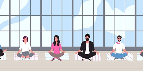 Discover Meditation In February tickets