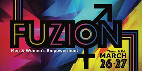 FUZION Men & Women's Empowerment tickets