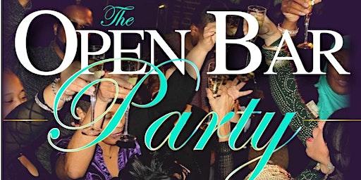 OPEN BAR PARTY