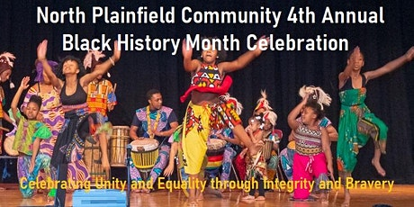 North Plainfield Black History Month Celebration 2020 tickets