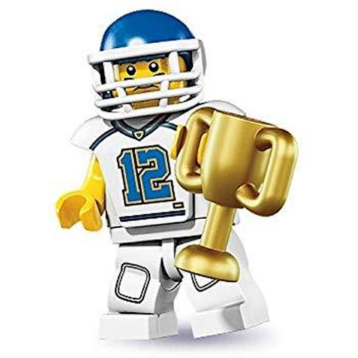 LEGO Super Bowl Fun Zone image