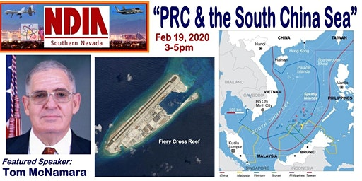 PRC and the South China Sea