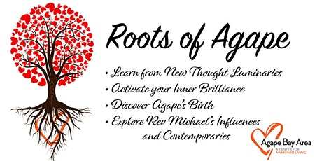 Roots of Agape tickets
