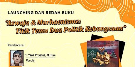 """Bedah Buku """"ASWAJA dan Marhaenisme"""" tickets"""