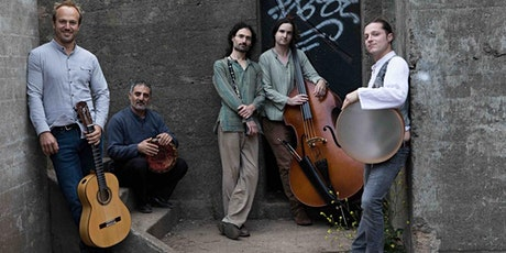 Levoná Ensemble: Flamenco, Arabic & Jewish Music & Stories tickets