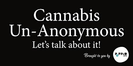 Cannabis Un-Anonymous tickets