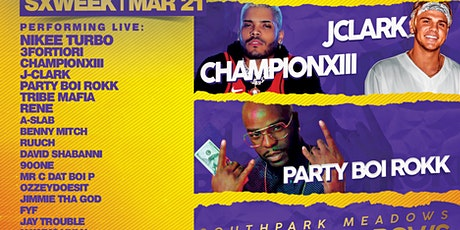 Tre Pound Presents: ATX Rhythm & Flow SXWeek tickets
