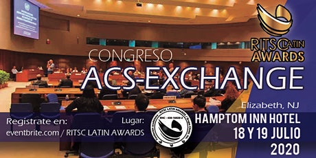 RITSC LATIN AWARDS / ACS - EXCHANGE 2020 entradas