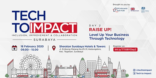 TECHTOIMPACT - Raise Up Your Business Through Technology