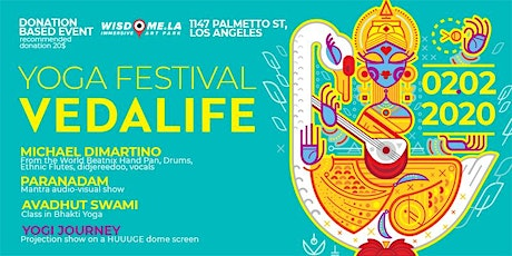 YOGA FESTIVAL VEDALIFE tickets