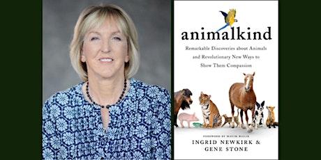Ingrid Newkirk - Animalkind tickets