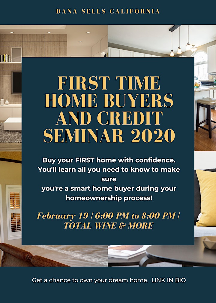 first time homebuyer credit 2020