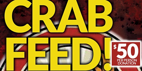 All-You-Can-Eat Crabfeed tickets