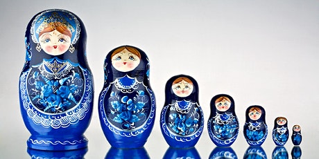 Matreshka Painting Masterclass (16+) - Melbourne Russian Festival tickets