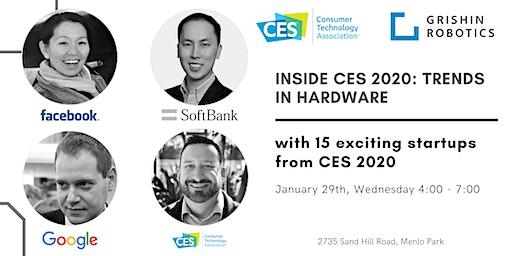 Inside CES 2020: Trends in Hardware
