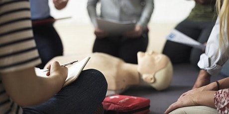 First Aid / CPR / AED (1-Day Course) billets