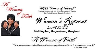 2020 TWDCI Women's Retreat
