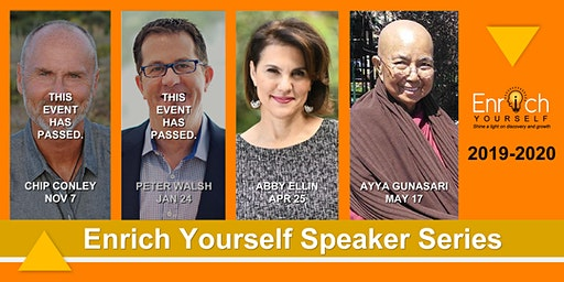 Enrich Yourself Speaker Series