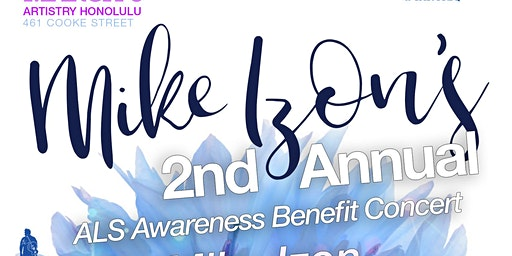 Mike Izon's 2nd Annual ALS Awareness Benefit Concert