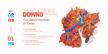 "Opening Night | ""The Urban Energies Of China"" Michael Downs tickets"