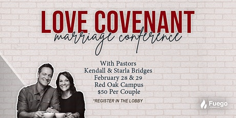 Love Covenant Marriage Conference tickets