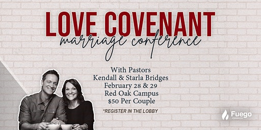 Love Covenant Marriage Conference